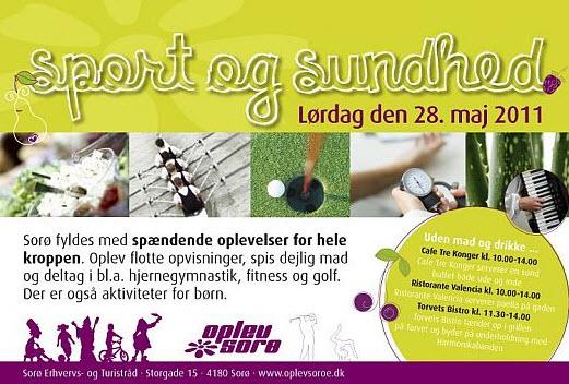 Sport & Sundhed i Sorø