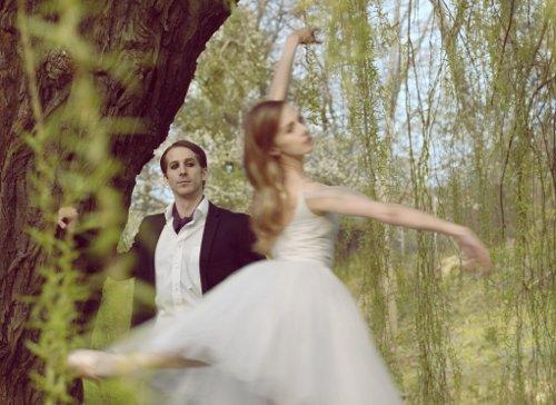 Ballet i det fri