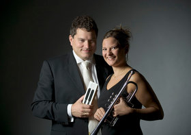 Søren Johansen og Dorthe Zielke