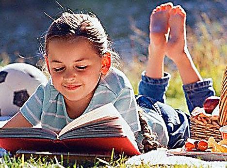 Sommerbøger for børn