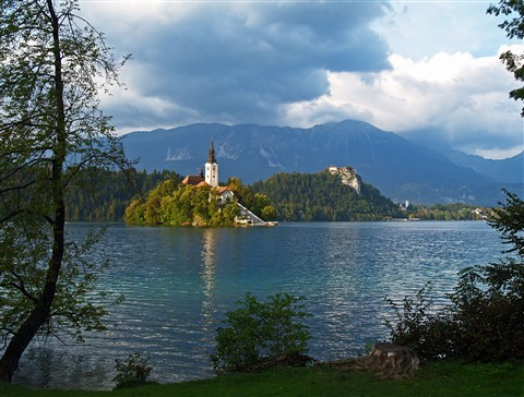 Bled, Slovakiet