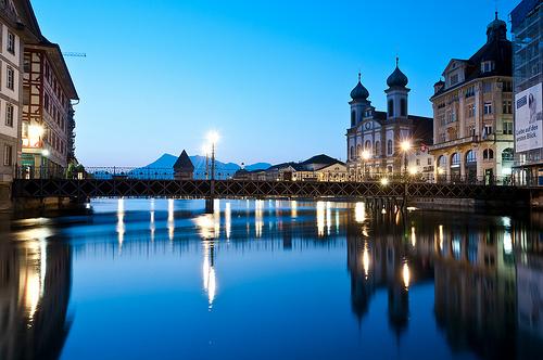 Mølvig i Schweiz