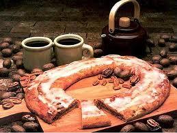 Kaffe & kringle, fest & farver