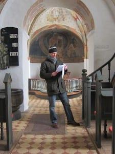 I Vester Broby Kirke