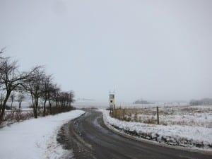 Landevejen i Fjenneslev