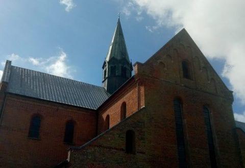 Sorø Klosterkirke. Foto: Mette Skjoldan