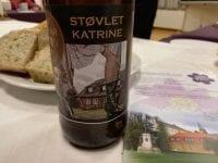 Foreningen har fået designet sin egen øl - Støvlet Katrine. Foto: SDL