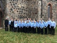Julen synges ind i Klosterkirken