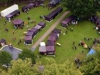 Dronefoto: Thomas Leonardo Pedersen, NNTV, bragt med tilladelse fra Sorø Kommune