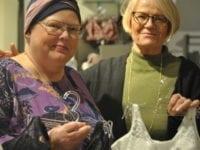 Susanne Skjold Andersen og Susanne Nilsson. Johs.Clausen
