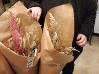 Evige buketter fra Sorø Blomster