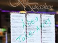 Take away fra Café Krabasken