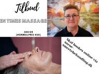 Tilbud på massage
