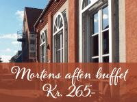 Mortens Aften på Café Tre Konger