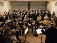 Chorus Soranus. Pressefoto.