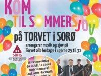 SommerSjov på Torvet