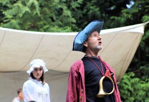 Jean de France – Holberg i en cirkusmanege