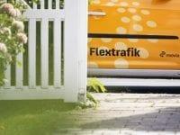 Movias flextrafik får to nye elbiler
