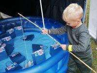 Ved fiskedammen