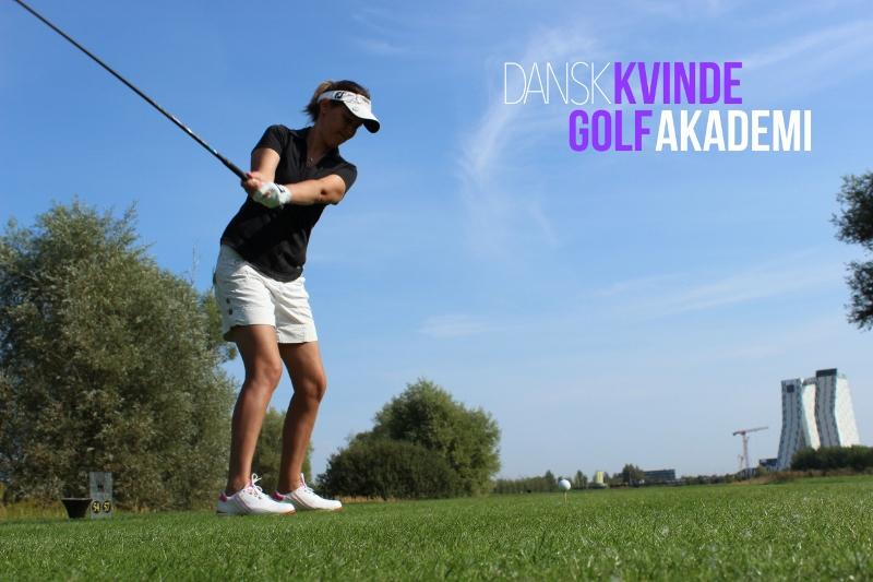 Golfsving start