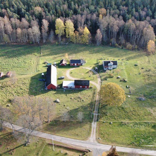 De Ranch van boven