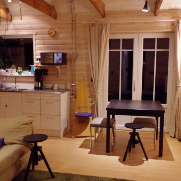 Keuken Eetkamer
