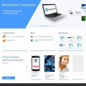 L'Oréal IT Portal