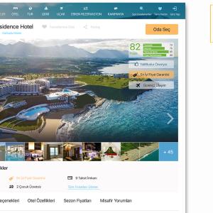 Tatilbudur.com – UI & UX design