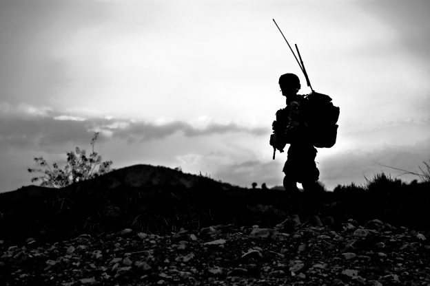 Combat exposure and risk of suicide attempt in previously deployed soldiers
