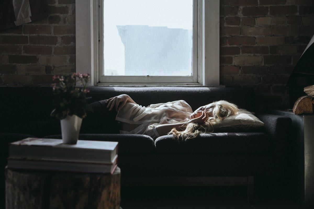 Selvmord blandt mennesker med søvnforstyrrelser