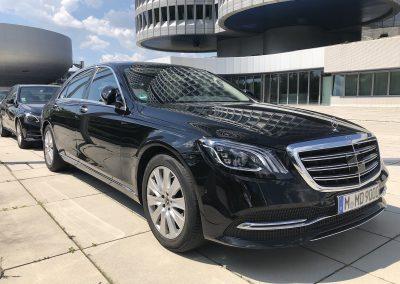 m-Chauffeur Munich