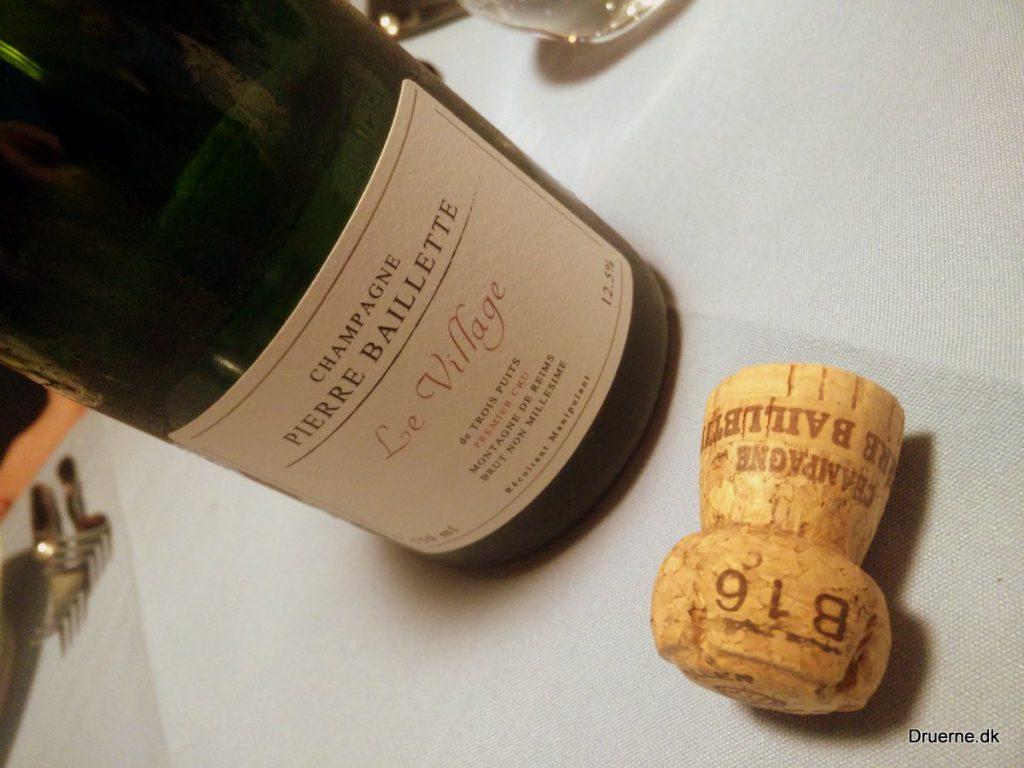 Pierre Baillette - Champagne til nytår