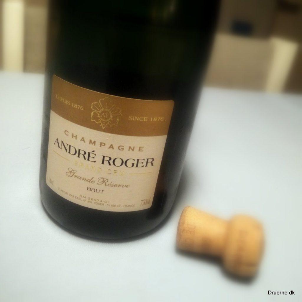 Grande Reserve Brut Grand Cru - Champagne til nytår