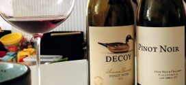 Pinot Noir glastest
