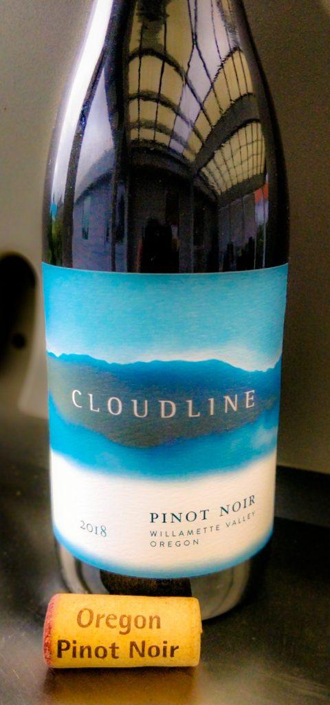 Cloudline Pinot Noir