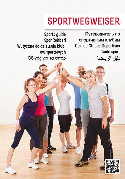 Hervorragende Hilfe zur Orientierung: der Sportwegweiser