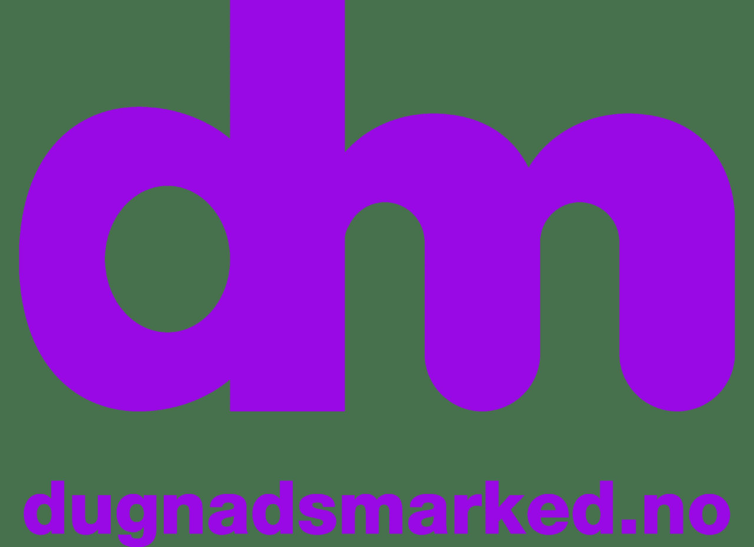 Dugnadsmarked logo
