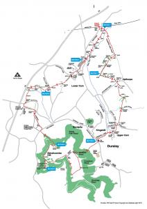 Railway Walk 4 Stinchcombe Hill