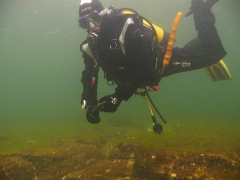 dykningidk
