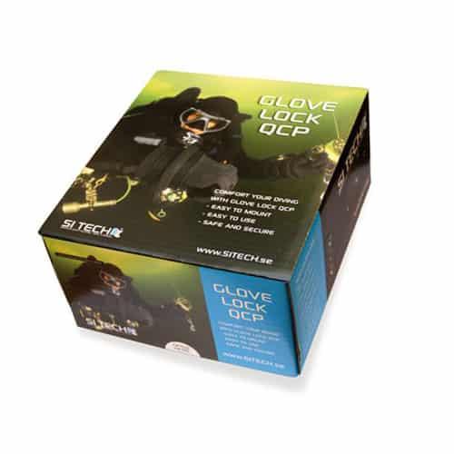 SI tech Glove lock QCP
