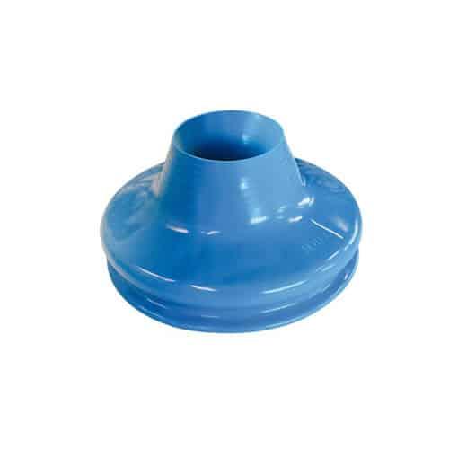 Sealflex halstetning, silicon.blå