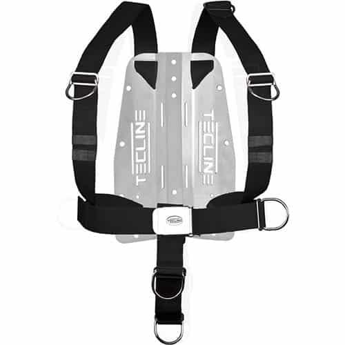 TecLine Harness DIR m/3mm bakplate