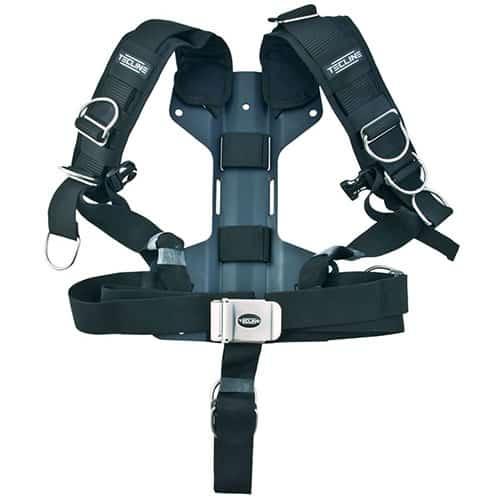 Tecline Comfort Harness m/H bakplate