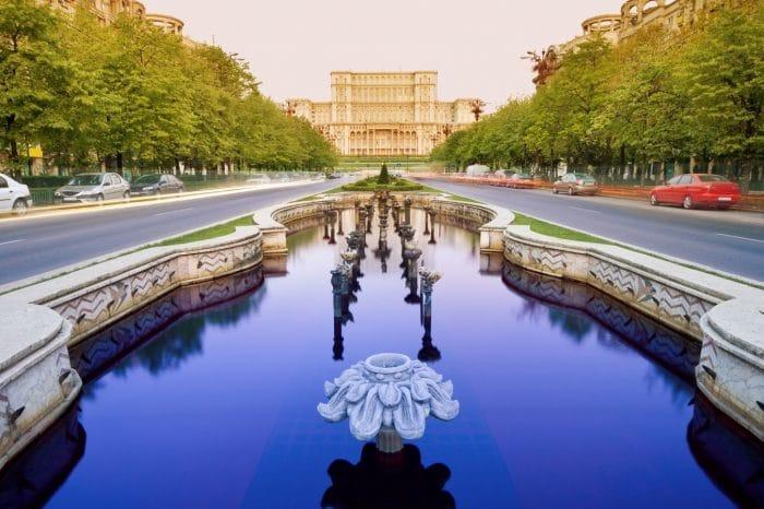Weekendtur til Bukarest