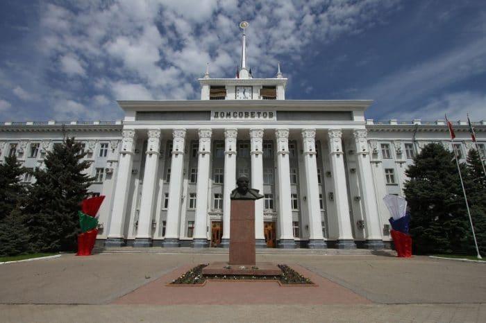 Sovjetunionen sidste bastion, Transnistrien.