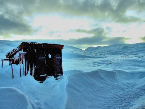 Morgon på Valdresflya
