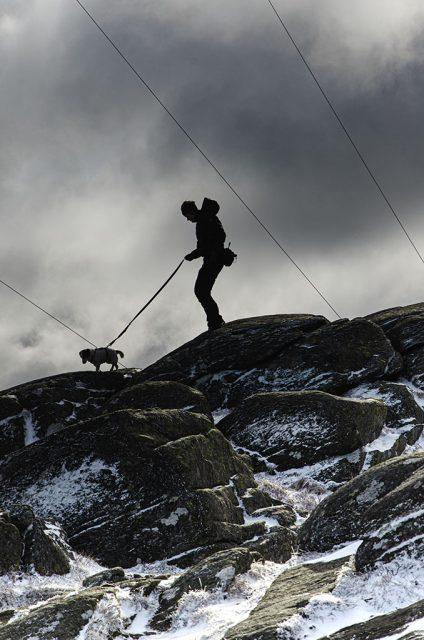 Løvstakken i Bergen
