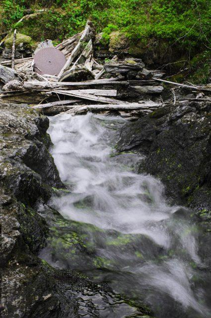 Sagbruk og vannkraft