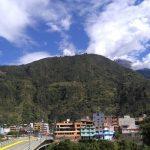 Baños en de Tungurahua Vulkaan