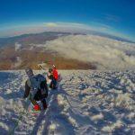 Chimborazo Vulkaan beklimmen in Ecuador